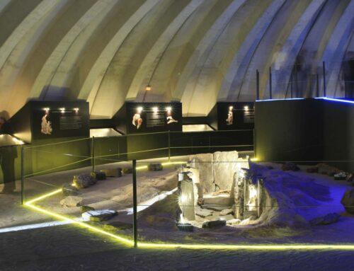 Centro Dolménico de Corominas (Estepona)