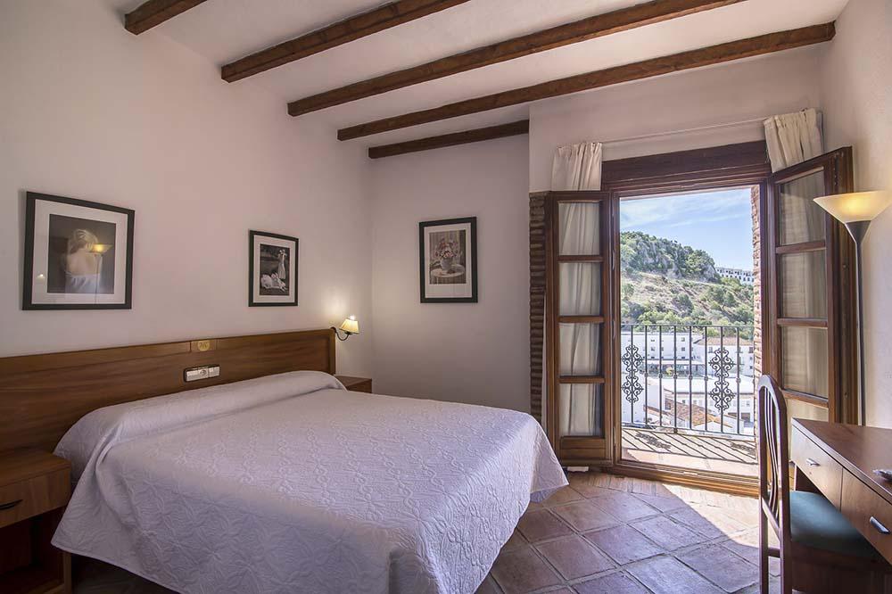 Habitación doble - Hotel Rural Casares