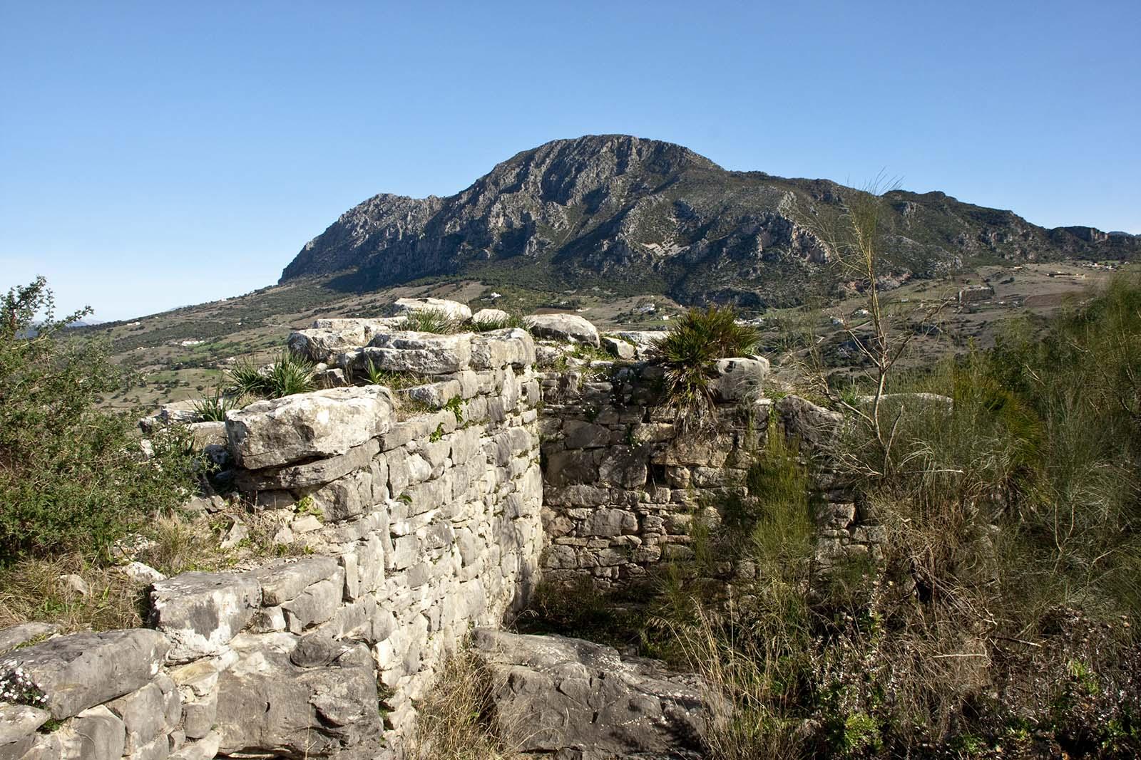 Ciudad romana de Lacipo (Casares)